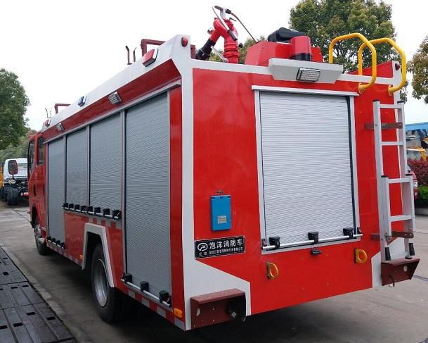 JDF5100GXFPM30/Q型泡沫消防车价格厂家直销